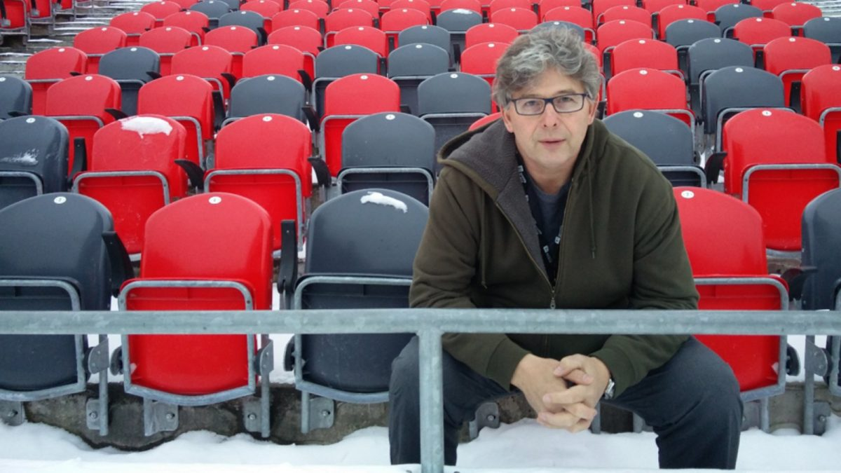 Former CFL player, Gord Weber, has his lens focused on life after football