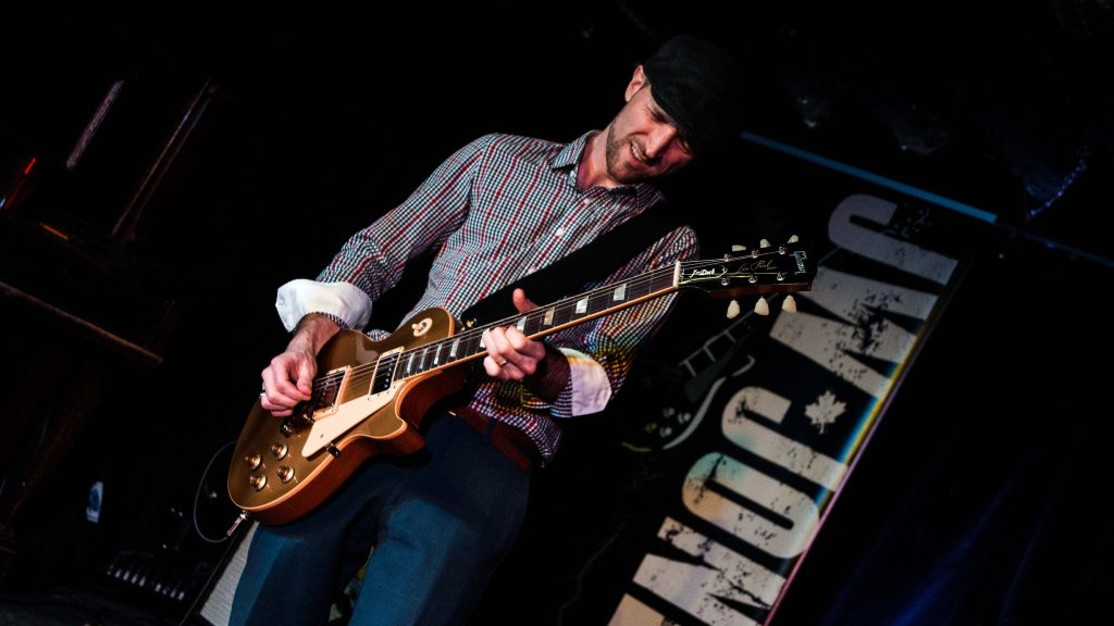 Ottawa's JW-Jones talks about fatherhood and performing with blues