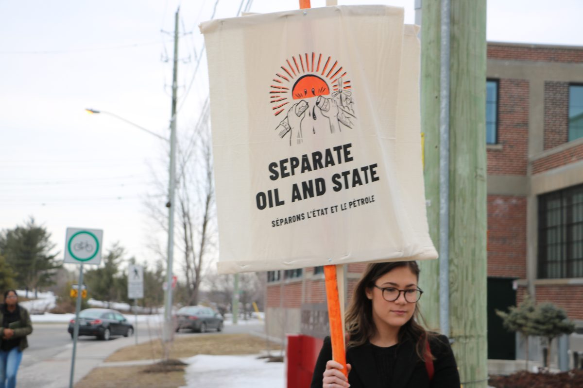 Youth fighting for stronger climate change policies in Canada