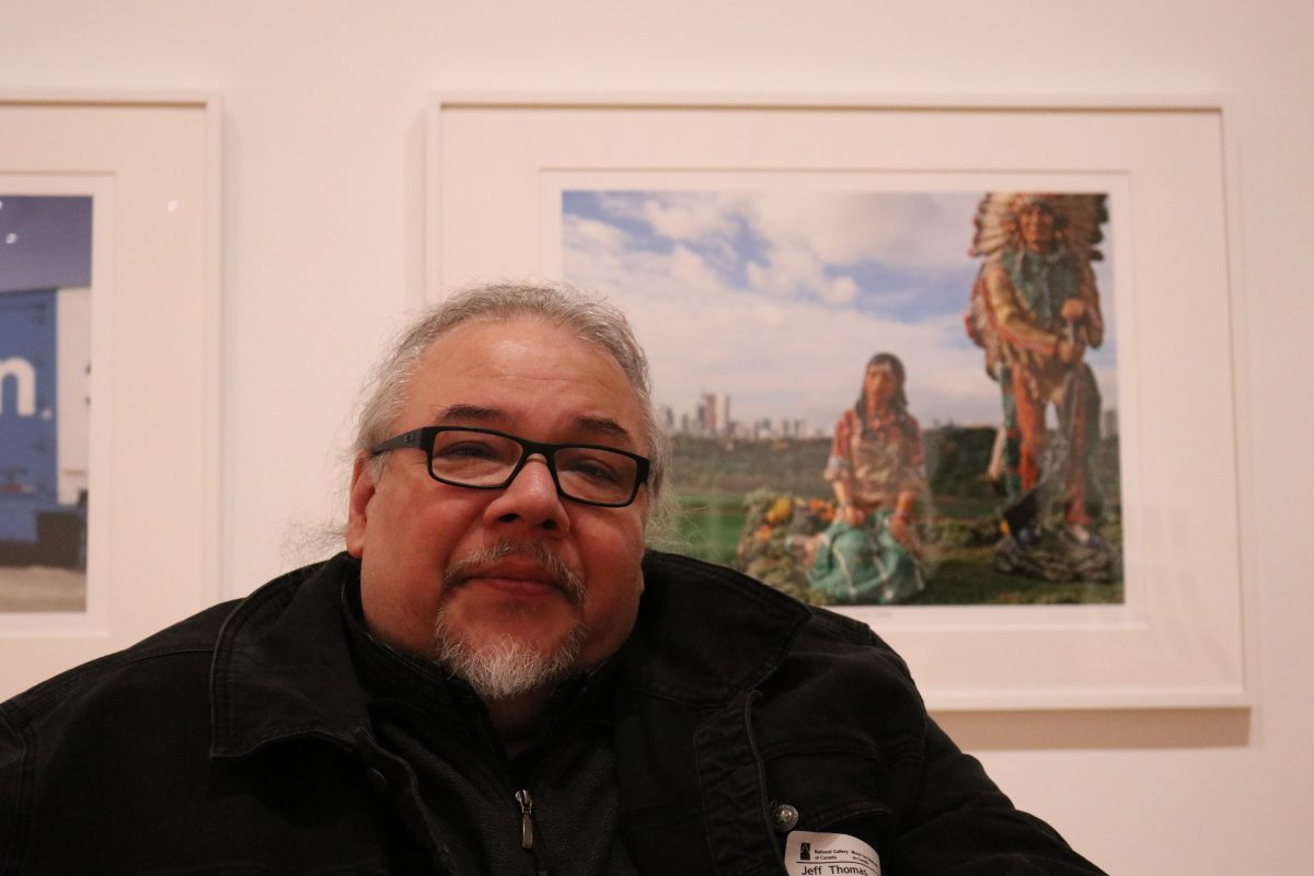 Ottawa's Jeff Thomas found a second life on his artistic journey