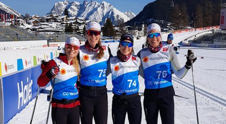 More female athletes competing in cross country skiing a welcome development, national team members say