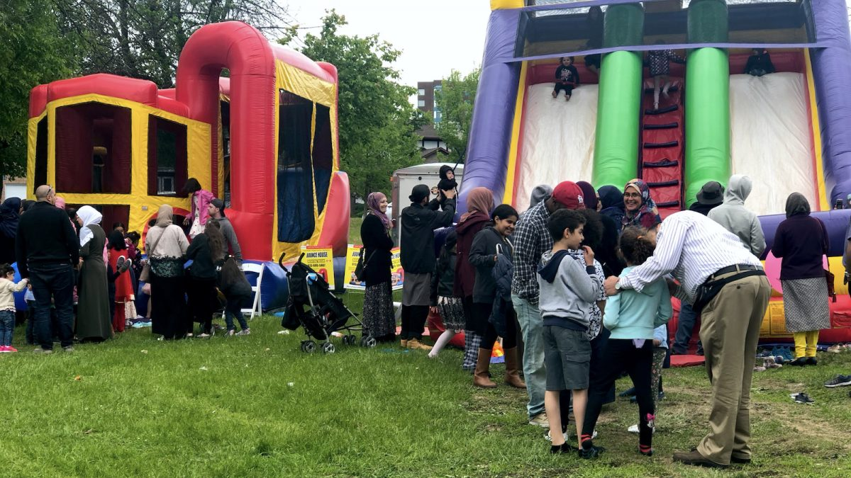 Ottawa's Muslims celebrate Eid today. Learn why