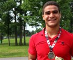 Meet Ottawa's 17-year-old Cadet Pan Am wrestling champion
