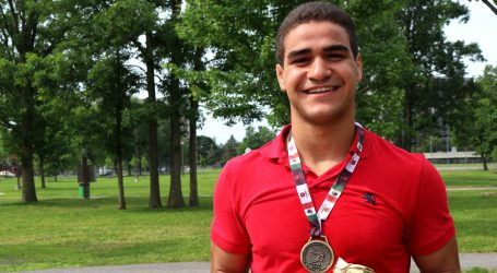 Meet Ottawa's 17-year-old Cadet Pan Am wrestling champion