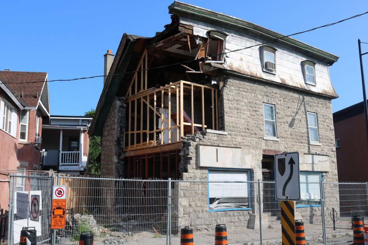City poised to take over stabilization of Magee House in Hintonburg