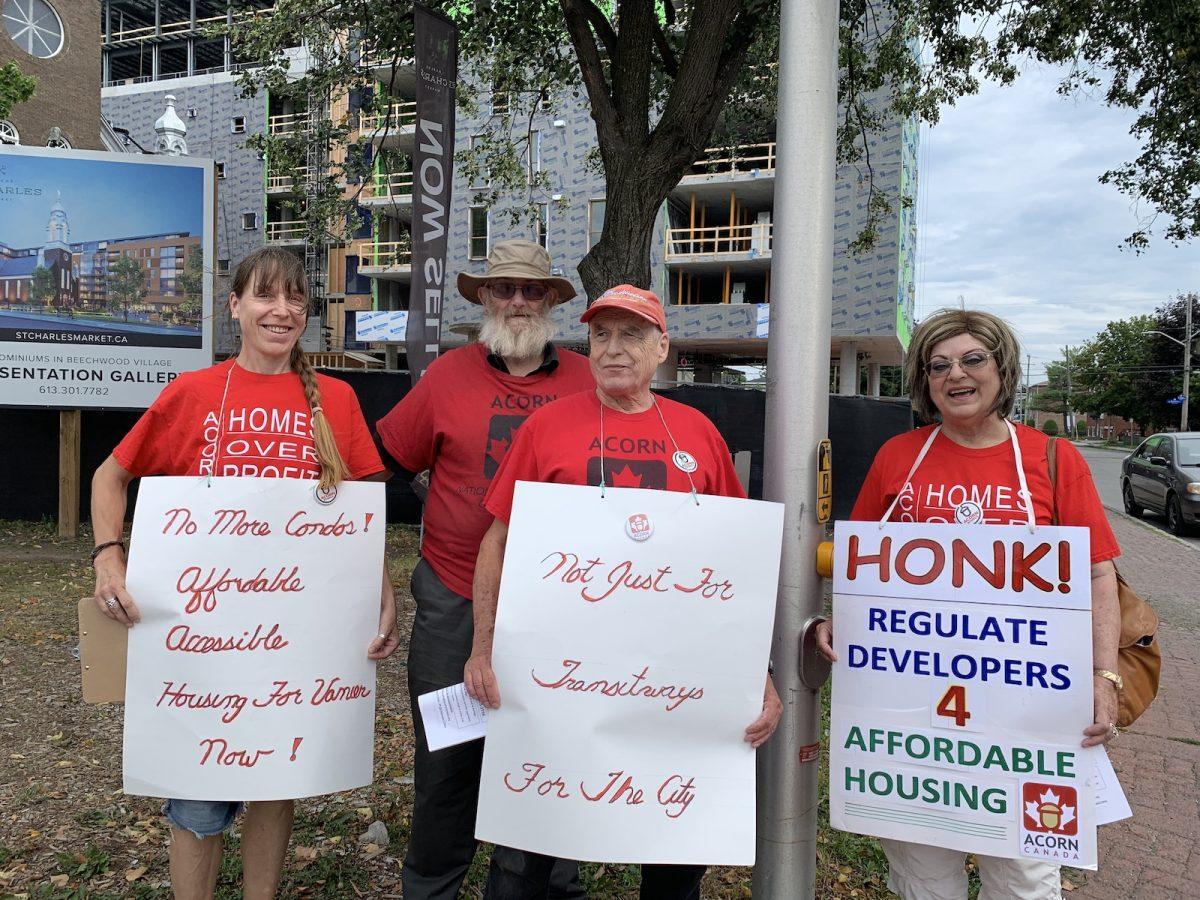 Housing activists condemn Ontario bill