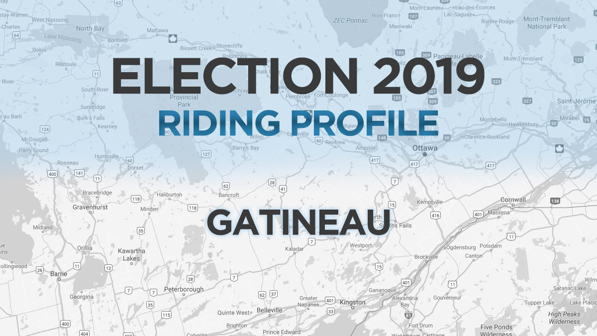 Gatineau proving to be volatile in recent years