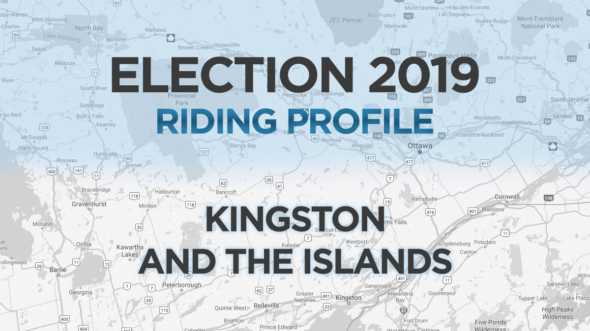 Liberal seeks re-election in Kingston; ex-Tory joins PPC