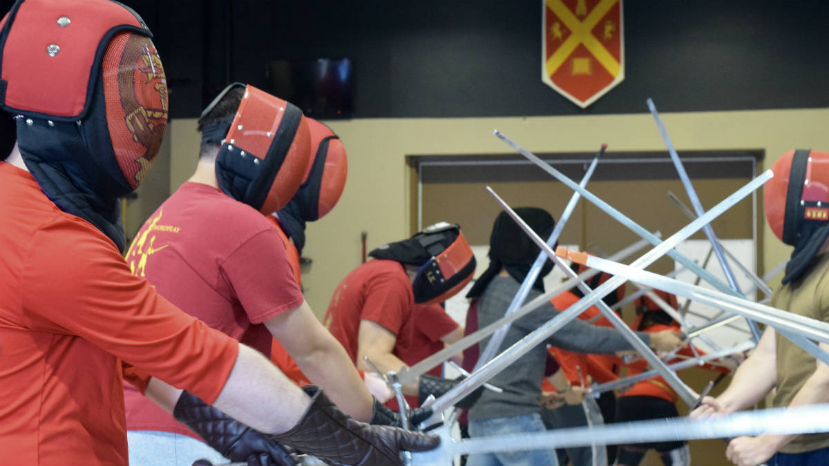 Ottawa Swordplay slashes open a new home