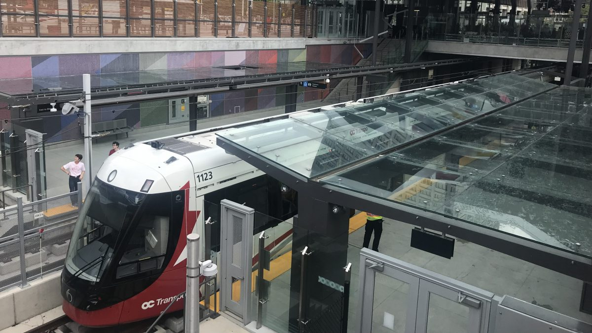 Ottawa looking forward to the first workday commute on the new LRT