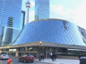 Roy Thomson Hall in Toronto