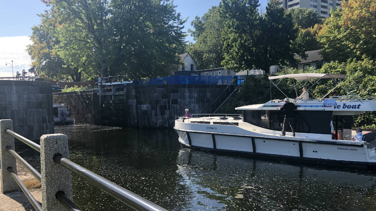 Delayed management plan for Rideau Canal now set for December 2020
