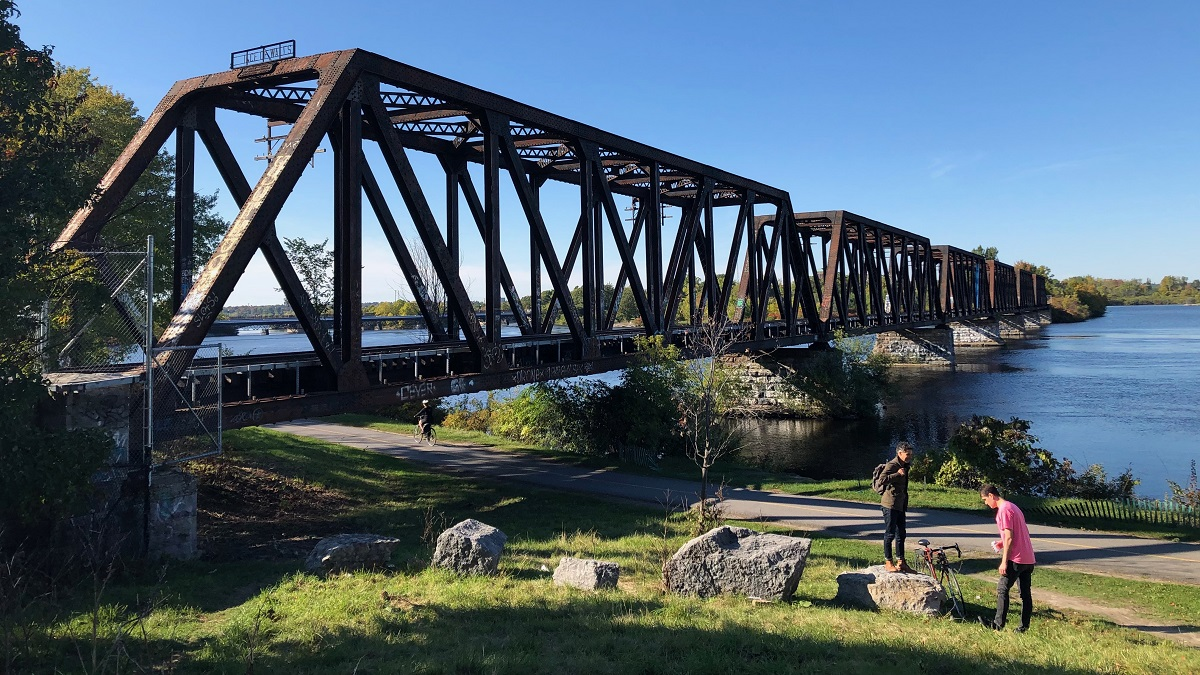 The future of the Prince of Wales Bridge will feature pedestrians, not rail