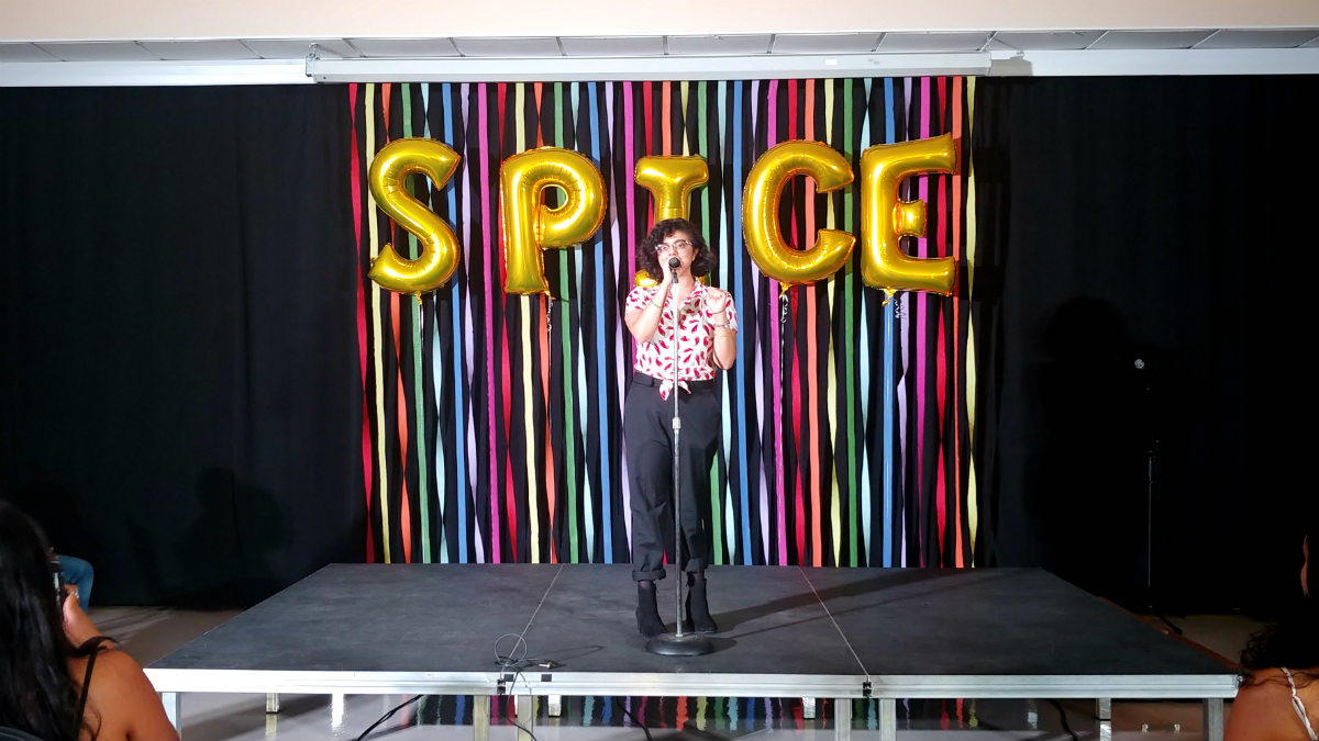 Spice celebrates a year of success for marginalized performers