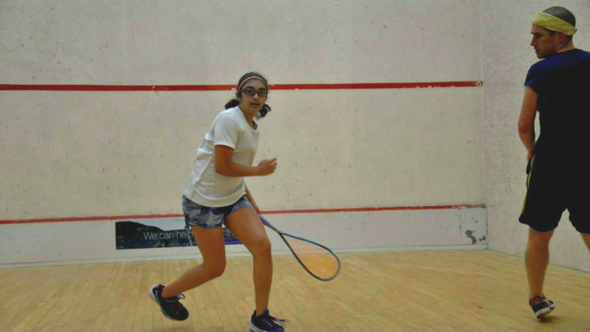 Ottawa squash player on track for British Junior Open