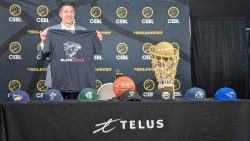 Ottawa Blackjacks announced as a new team in the CEBL by the CEO and Commissioner of the league, Mike Morreale