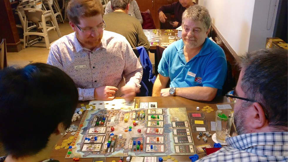 Growth of local board game group highlights hot trend