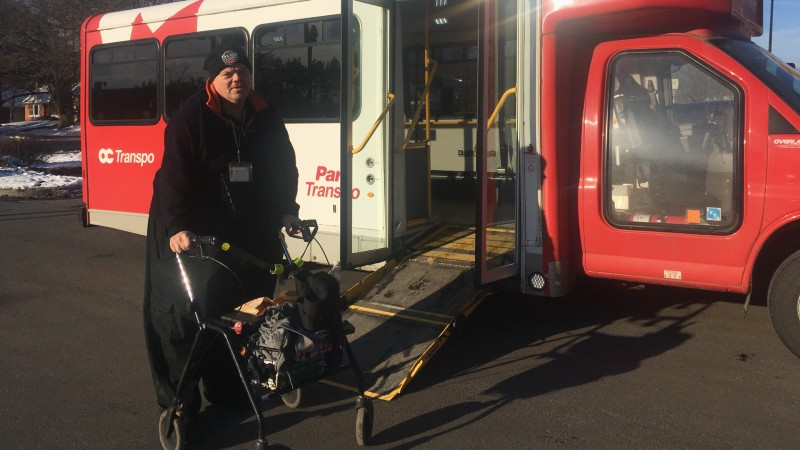 Dissatisfied Para Transpo riders demand changes to the system