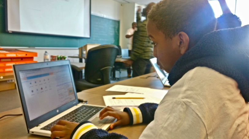NGO's new Ottawa chapter teaches kids the code to success