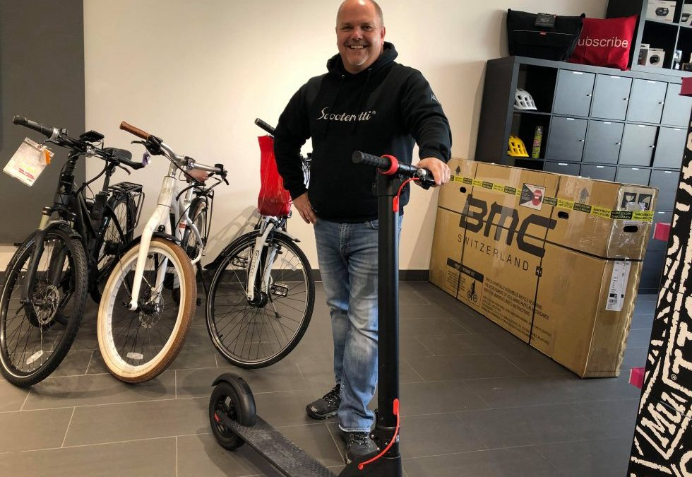 Ready to roll: e-scooters coming to Ottawa