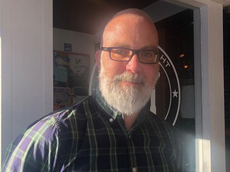 City Councillor Jeff Leiper.