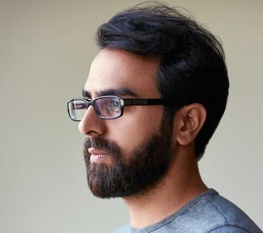 Carleton University PhD student Fareed Arasteh