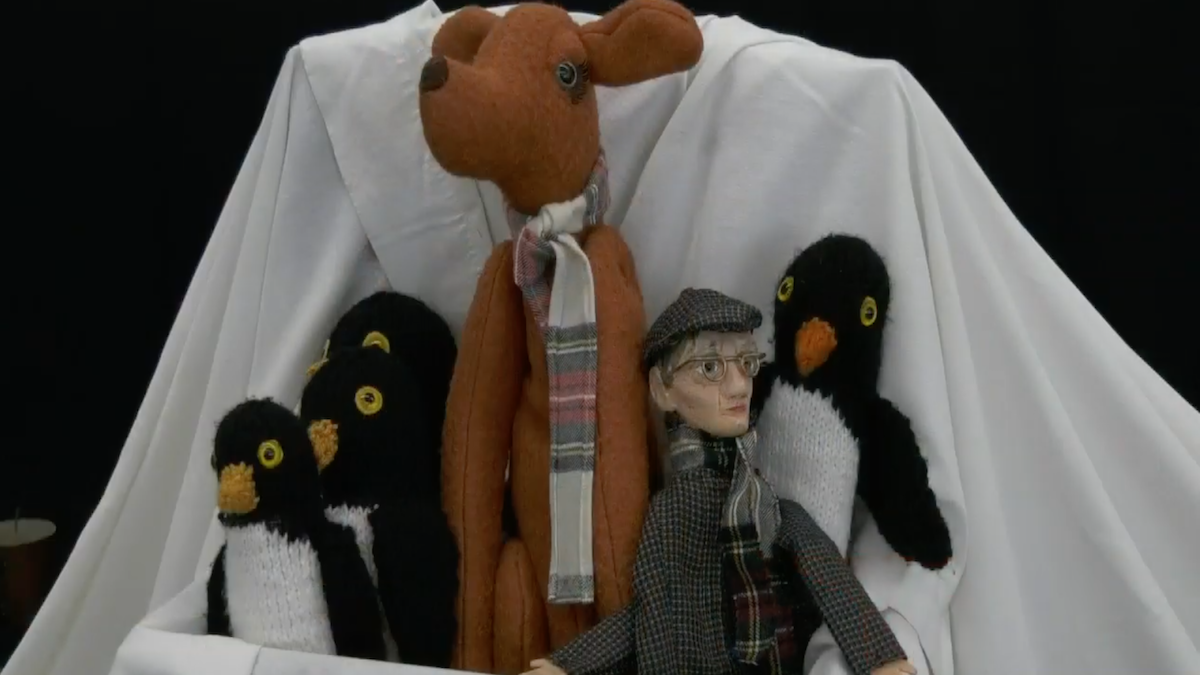 The 25th Hour: Puppets and playfulness are the way to the heart