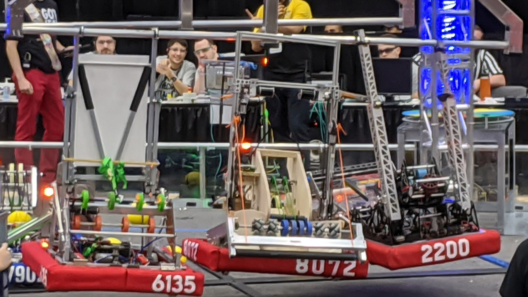 Silver lining: Teen robotics team wired to work on after competition scuttled by COVID-19