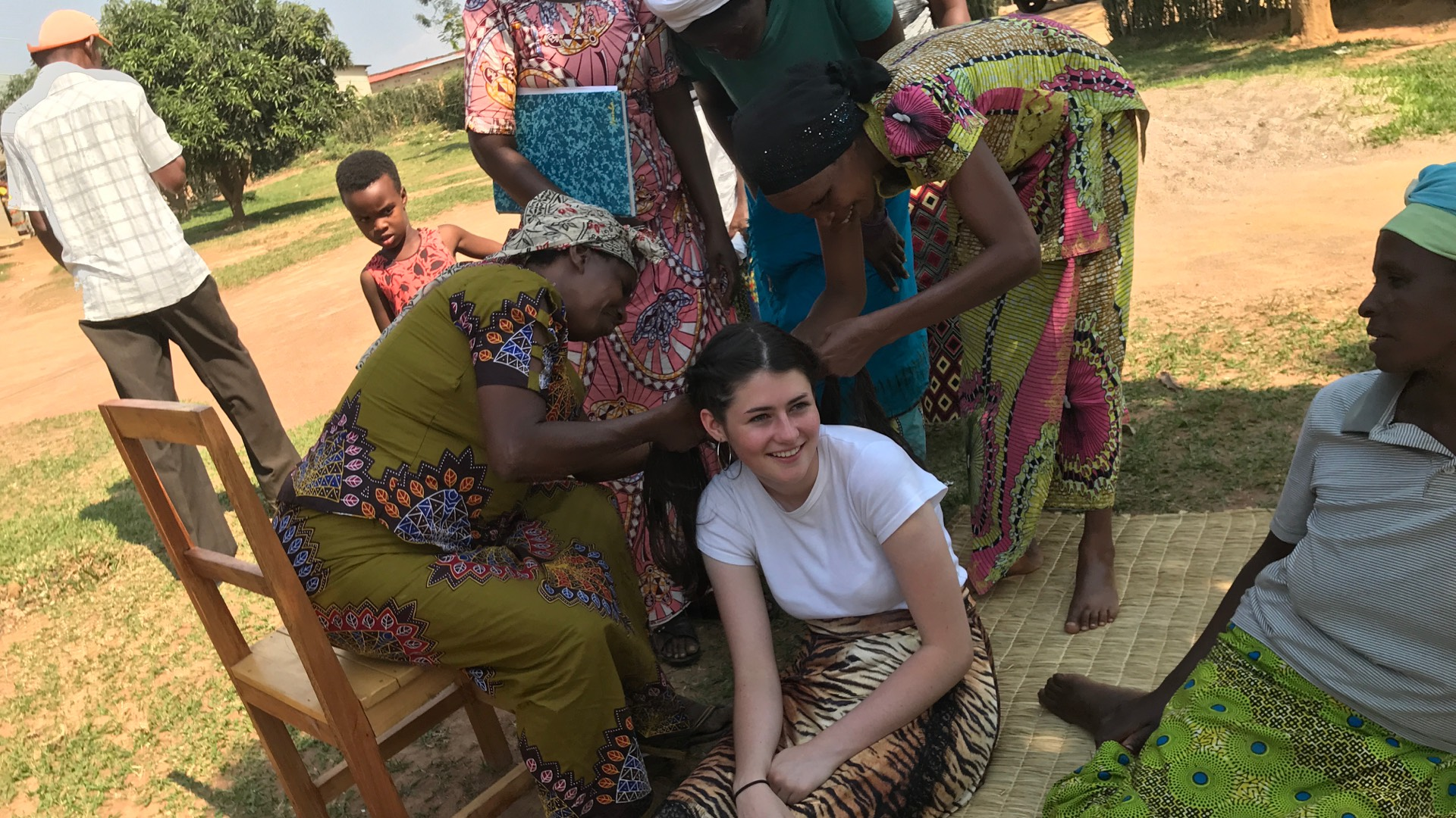 Ottawa teen helps raise money for a reconciliation village in Rwanda. [Photo © Sarah MacFadyen]