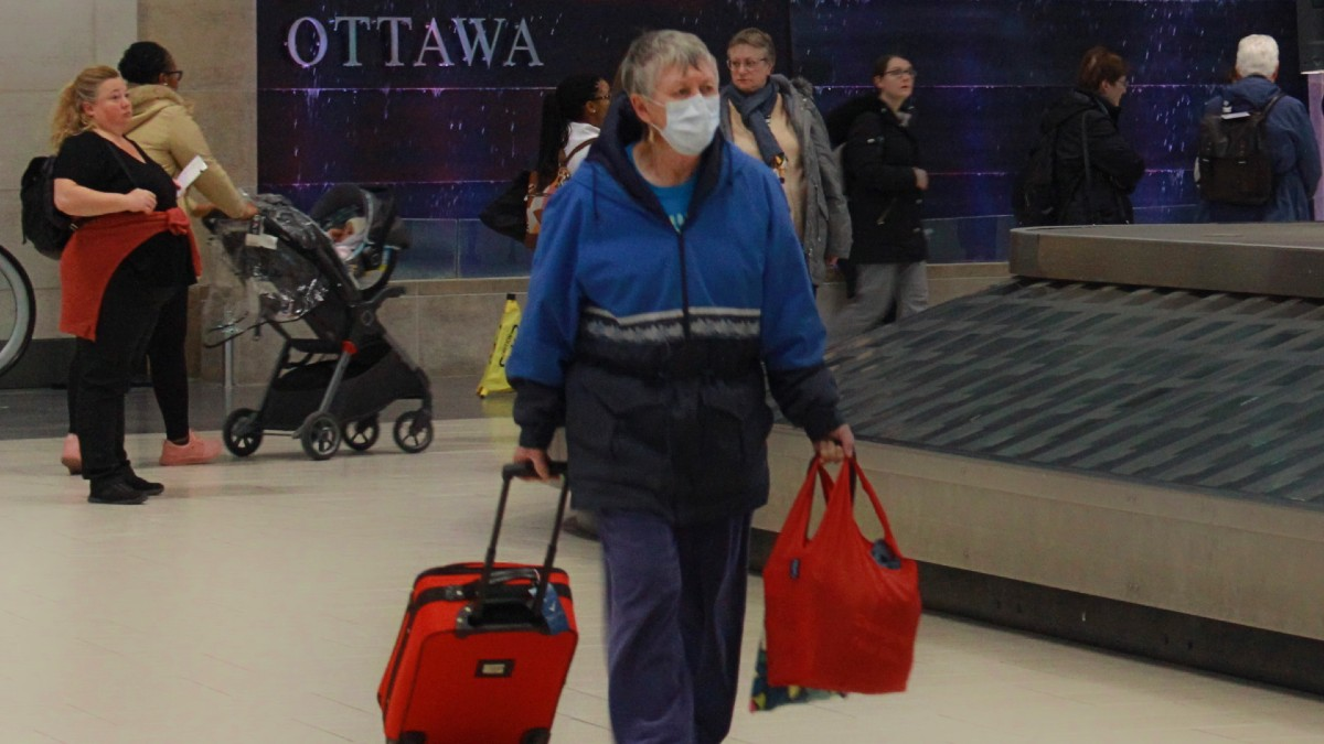 Face mask no defence against COVID-19, Ottawa Public Health says