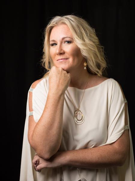 Tara Shannon poses for a portrait.