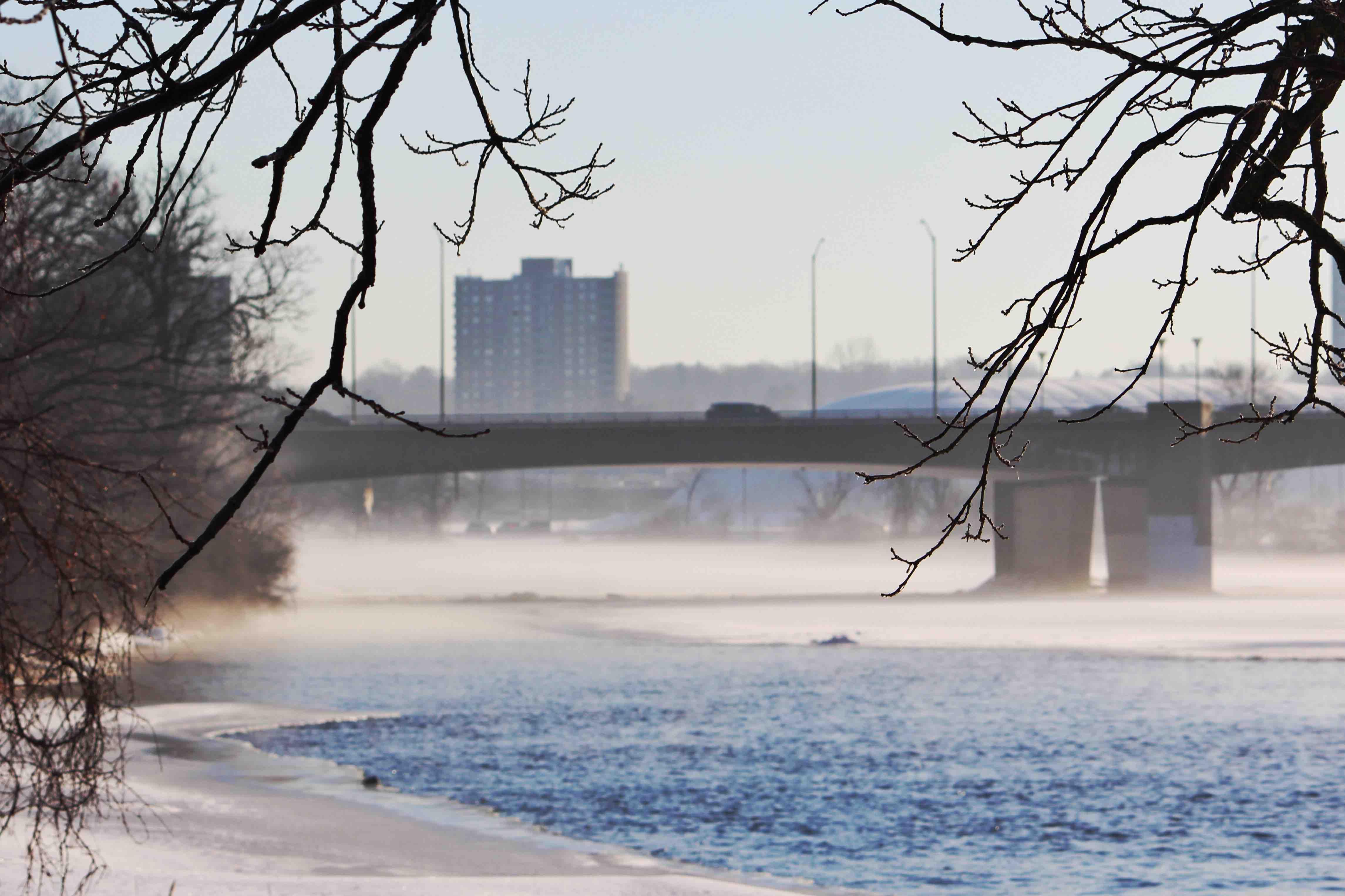Troubled waters: Road salt increasing in Ottawa waterways, new study shows