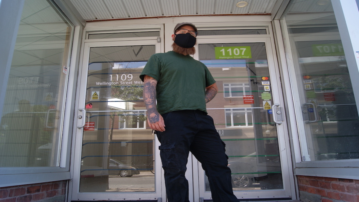 Ottawa tattoo parlours approach reopening with caution
