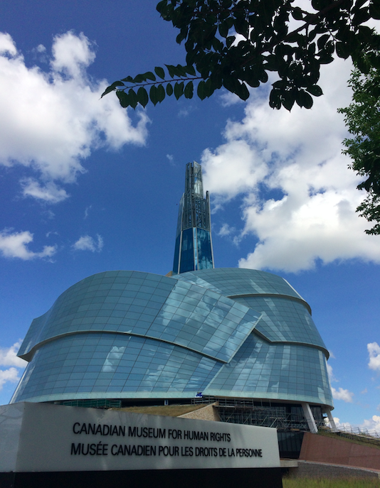 "The executive board of the CMHR issued an apology stating they had ""failed in our responsibility as leaders."""