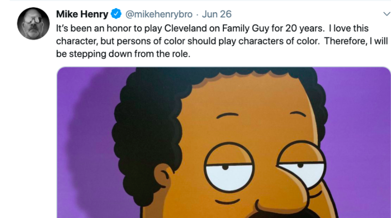 High-profile changes to voicing of non-white characters draws animated response from Black Canadians