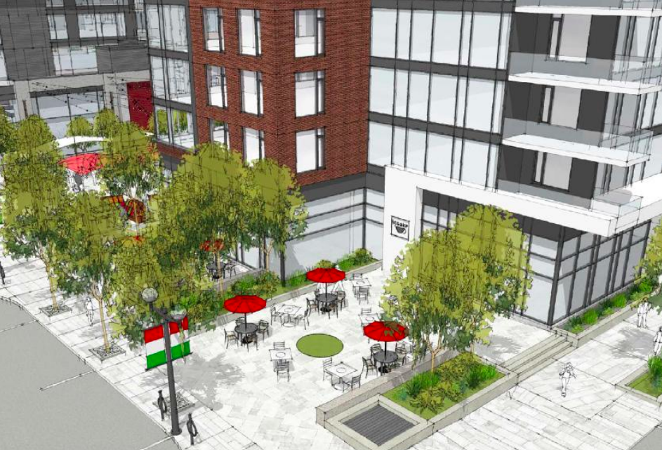 Massive three-tower residential project in Little Italy to include coveted grocery store