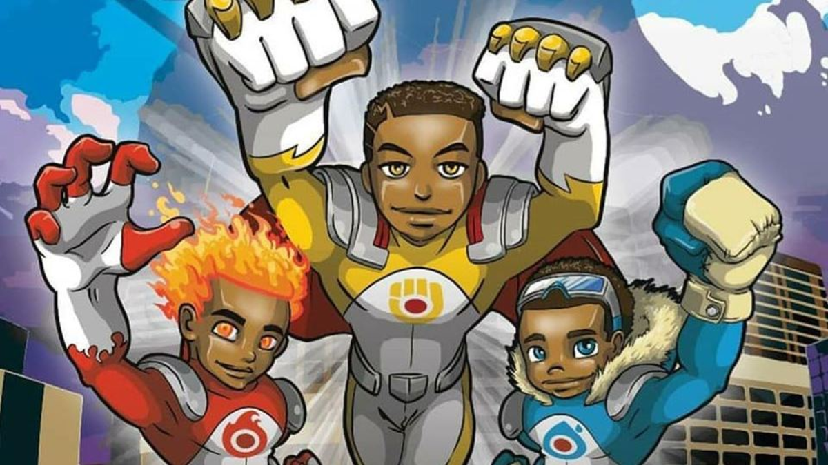 Super Felix Brothers: Gatineau author — and mom — addresses sickle cell anemia, diversity in her storytelling