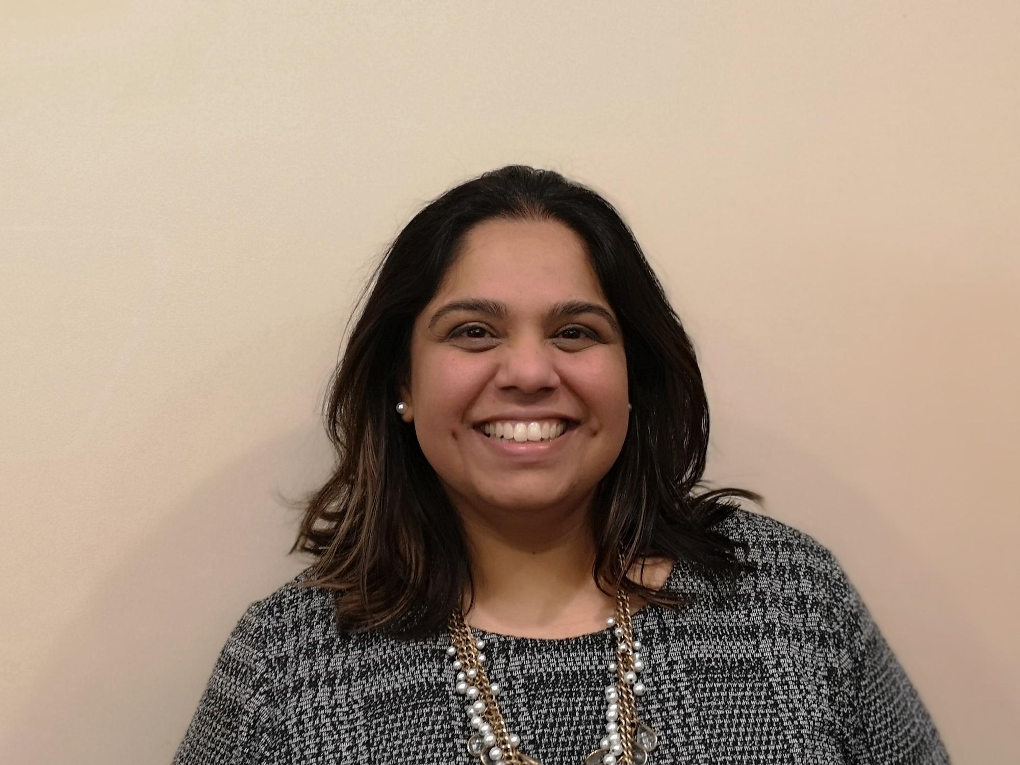 Sharmila Setaram
