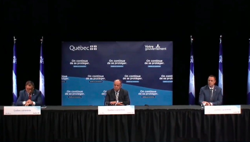 'It's crucial that we get it right': Quebec minister says confident in province's new plan to reopen schools