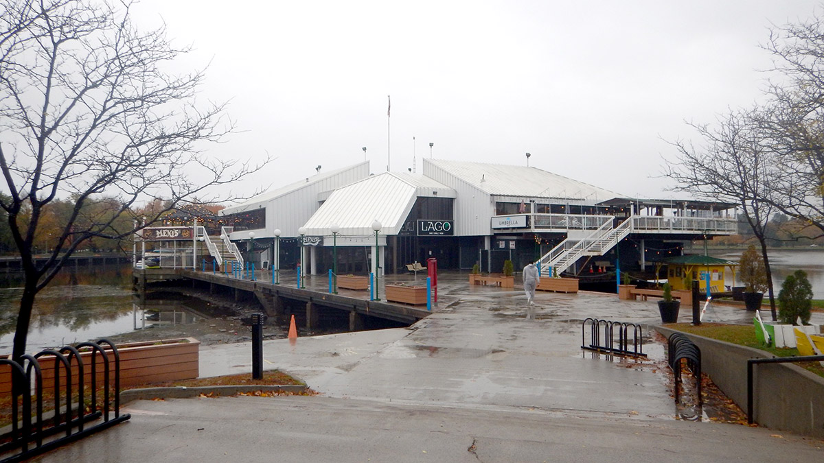 Dow's Lake Pavilion