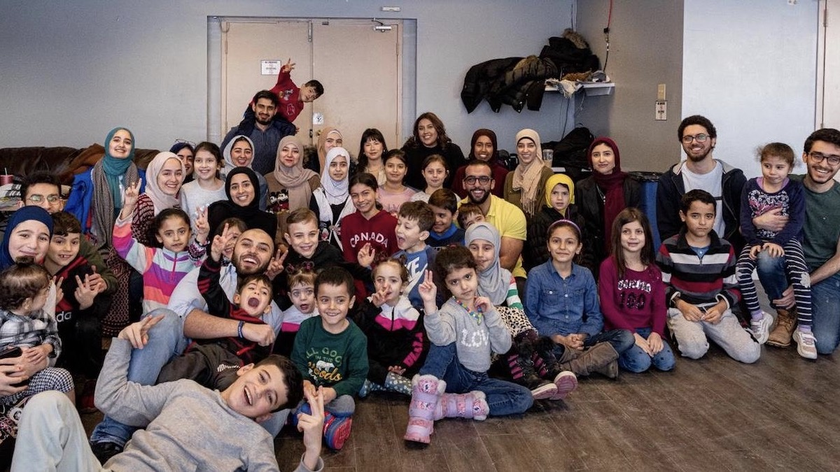 COVID consequences: Ottawa's Syrian community acutely affected by education, language barriers during pandemic