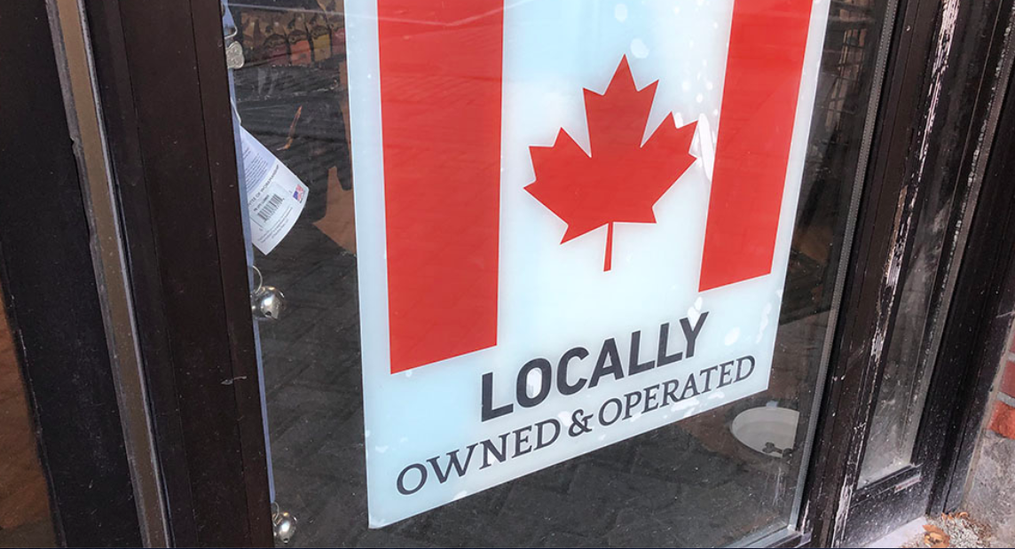 Battered by COVID, Ottawa retailers hope for 'buy local' bump during holiday season battle with online giants