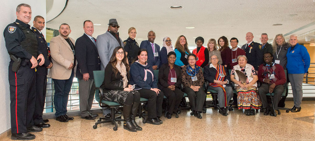 photo of the Community Equity Council,