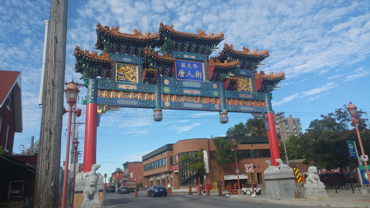 Ottawa China Town