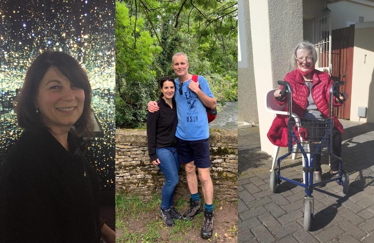 Podcast: Across continents, my family copes with COVID times