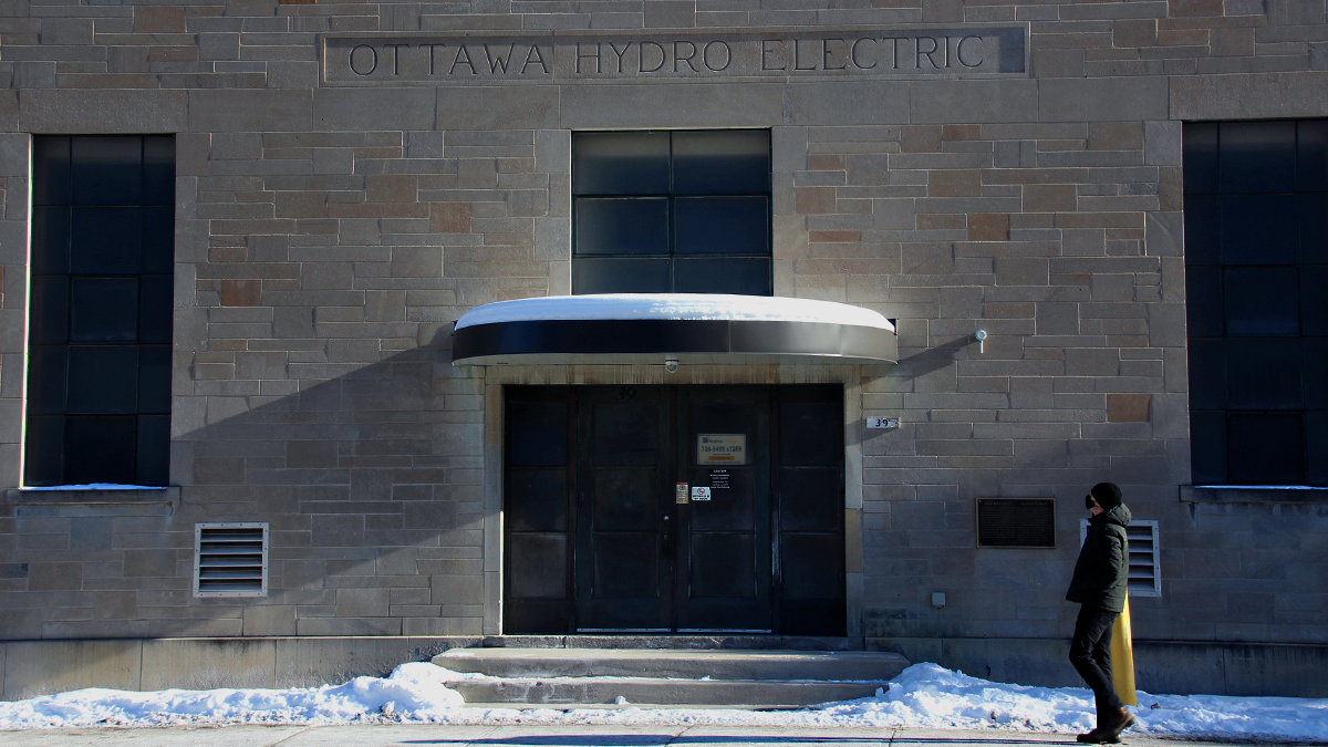 City recognizes the hidden history in Ottawa's heritage hydro substations