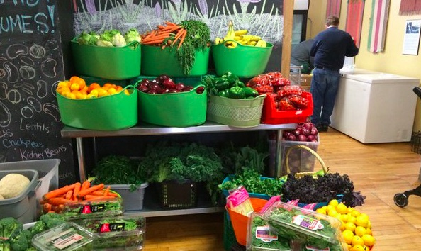 Local food banks adapting to meet the needs of our diverse city