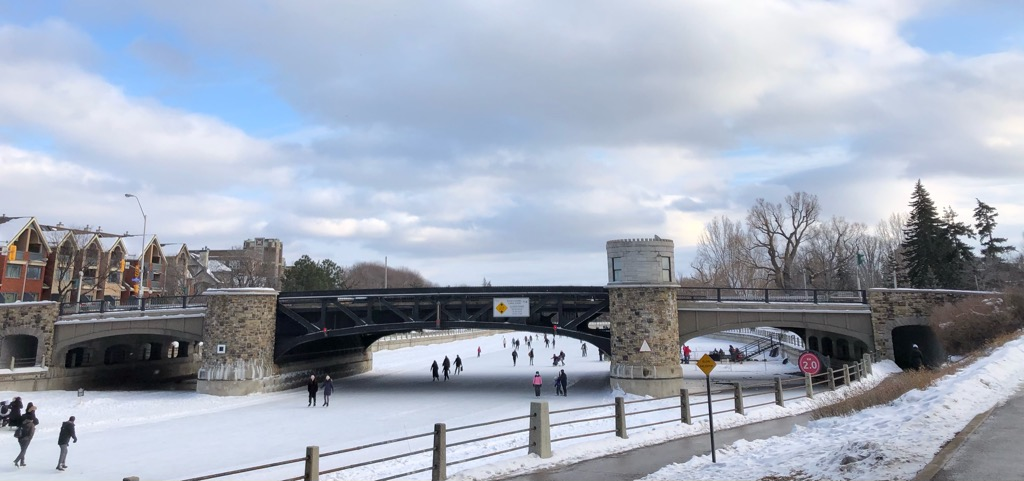In pandemic winter, 51st season of the Rideau Canal Skateway unlike any other