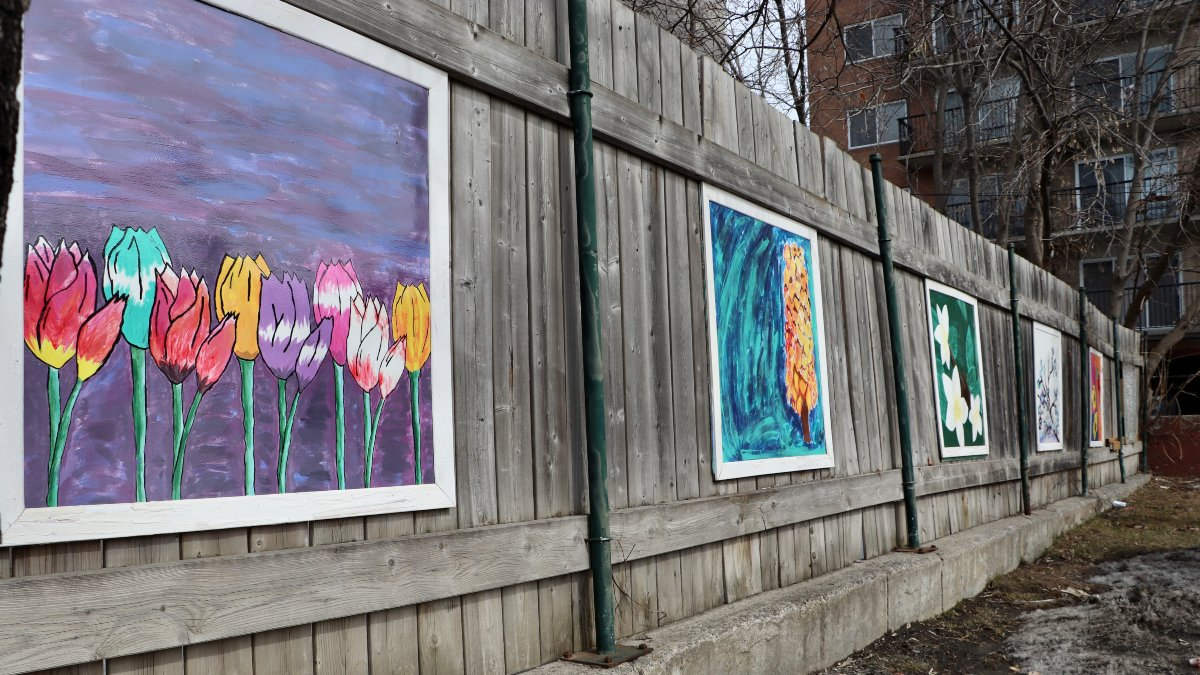 City's Paint It Up! program embarks on a 'totally COVID' year