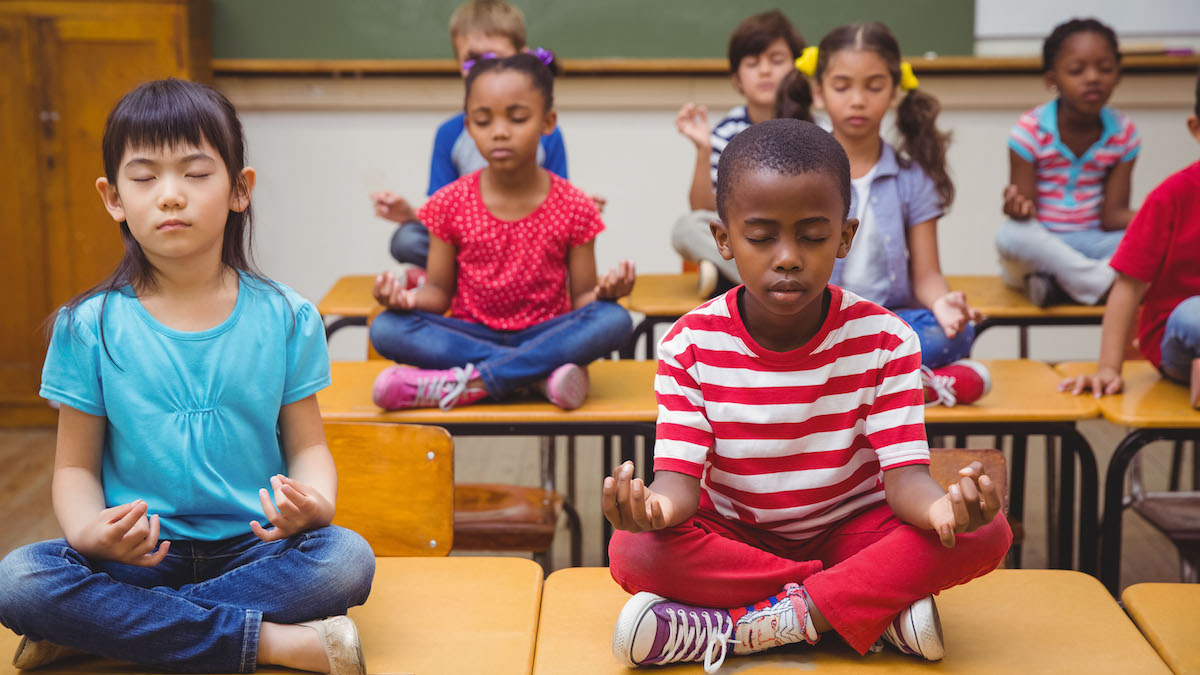 Meditation as medication: Youth can benefit from ancient methods of mindfulness, say experts